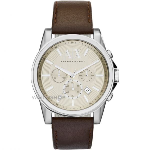 Mens Armani Exchange Chronograph Watch AX2506