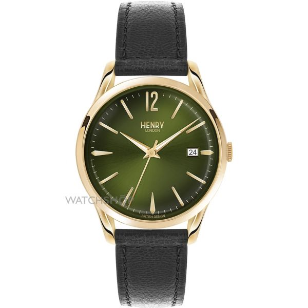 Unisex Henry London Chiswick Watch HL39-S-0100