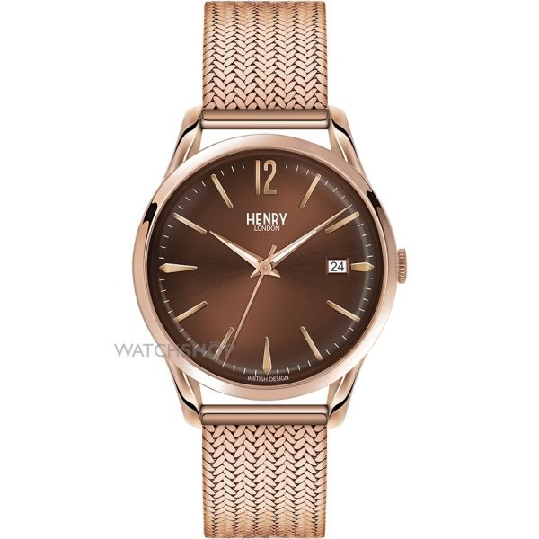 Unisex Henry London Harrow Watch HL39-M-0050