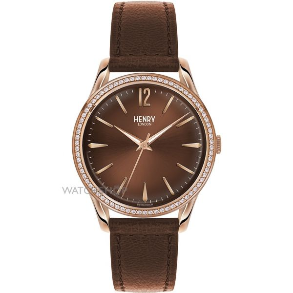 Unisex Henry London Harrow Watch HL39-SS-0052