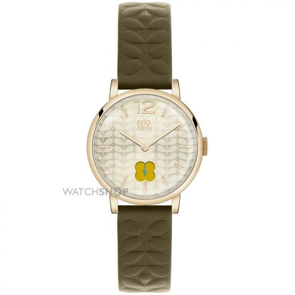 Ladies Orla Kiely Frankie Watch OK2006