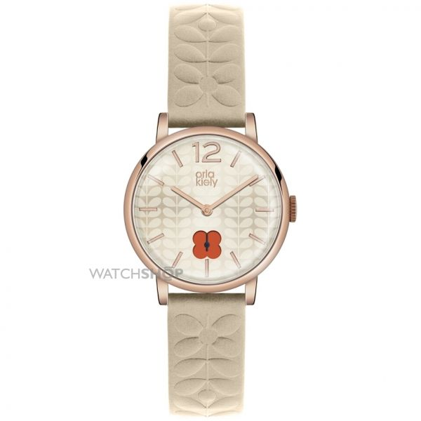 Ladies Orla Kiely Frankie Watch OK2010