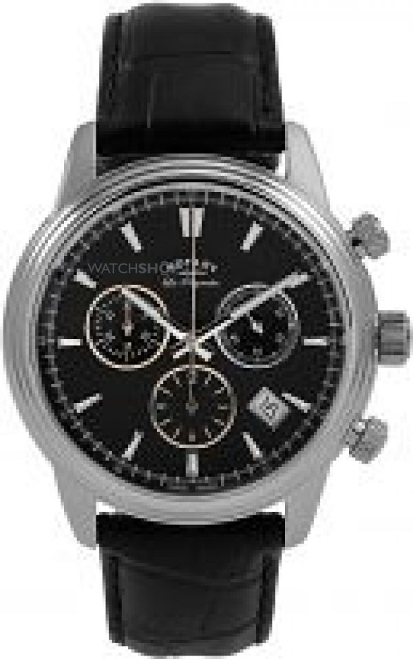 Mens Rotary Swiss Made Monaco Chronograph Watch GS90125/04
