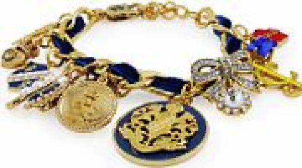 Ladies Juicy Couture PVD Gold plated Bracelet WJW596-710-U