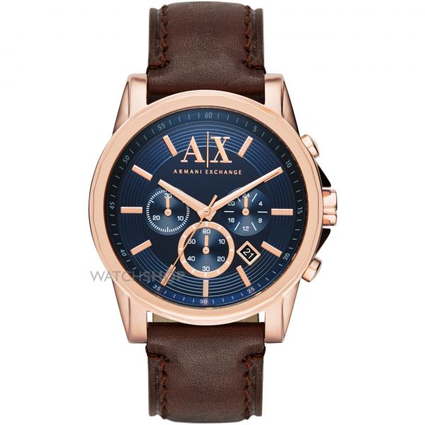 Armani Exchange Gents Chronograph Watch AX2508