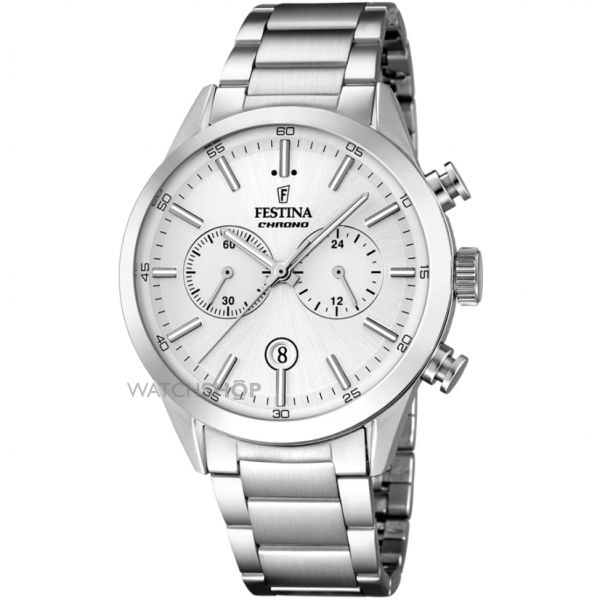 Mens Festina Chronograph Watch F16826/1