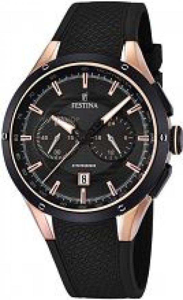 Mens Festina Chronograph Watch F16831/2