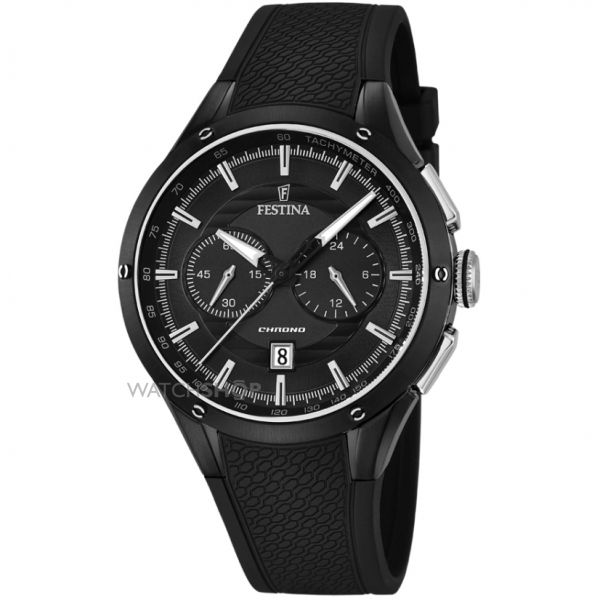 Mens Festina Chronograph Watch F16832/1