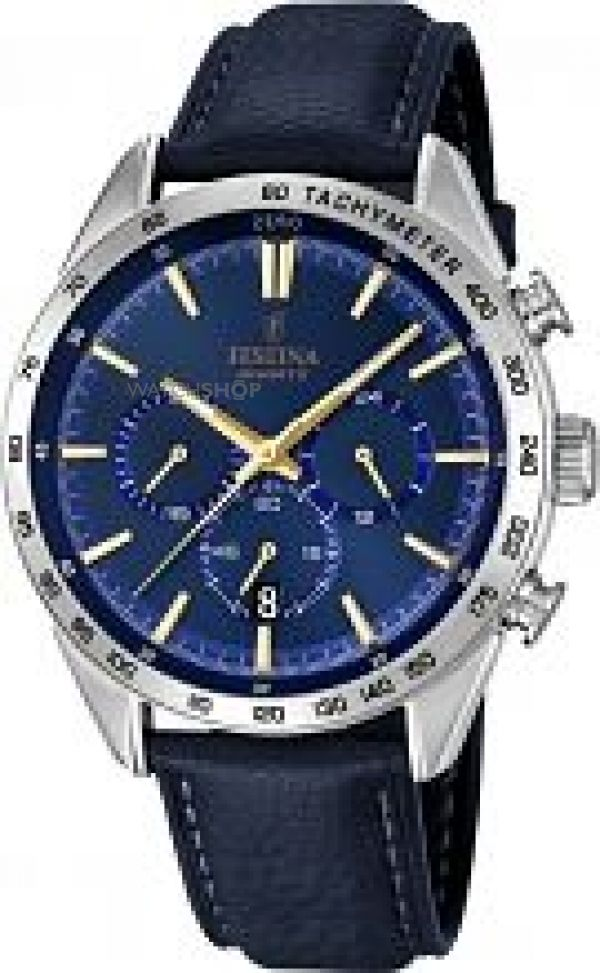 Mens Festina Chronograph Watch F16844/2