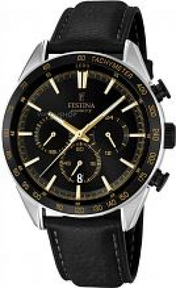 Mens Festina Chronograph Watch F16844/4
