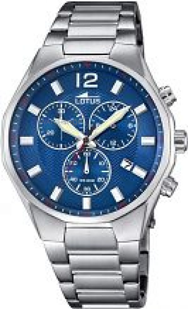 Mens Lotus Chronograph Watch L10125/3