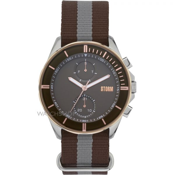 Mens STORM Rexford Watch REXFORD-BROWN