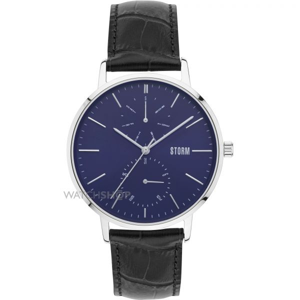 Mens STORM Denston Watch DENSTON-BLUE