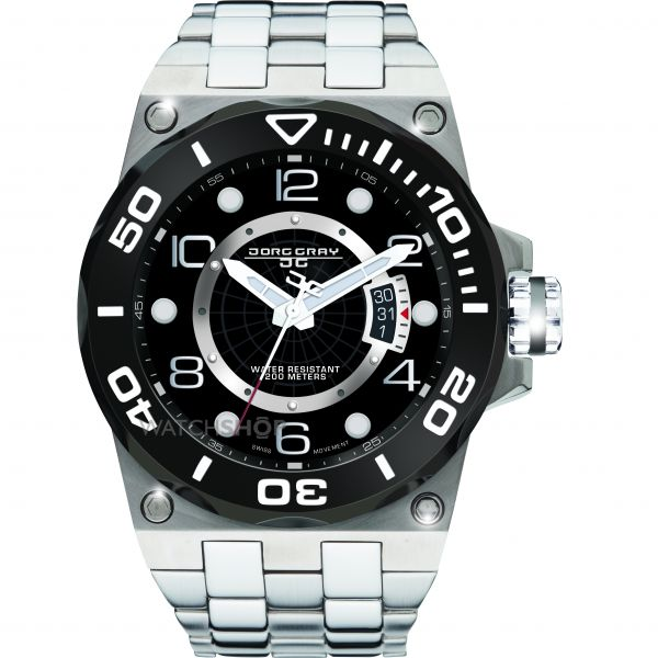 Mens Jorg Gray Watch JG9600-13