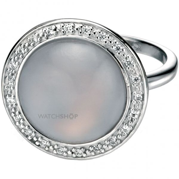 Ladies Fiorelli Sterling Silver Ring R3354O.5