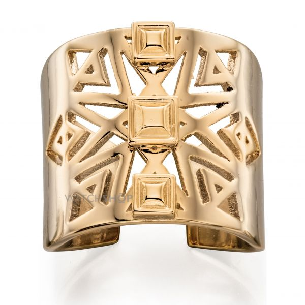 Ladies Fiorelli PVD Gold plated Ring R3399M