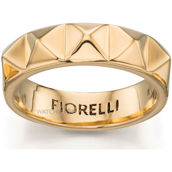 Ladies Fiorelli PVD Gold plated Ring R3392S
