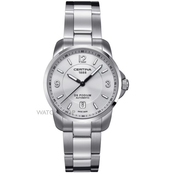 Mens Certina DS Podium Automatic Watch C0014071103700
