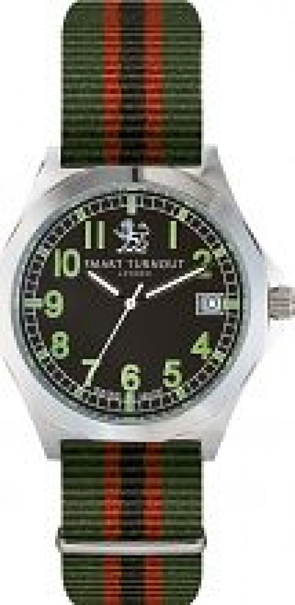 Mens Smart Turnout Watch STA/55/W-RF