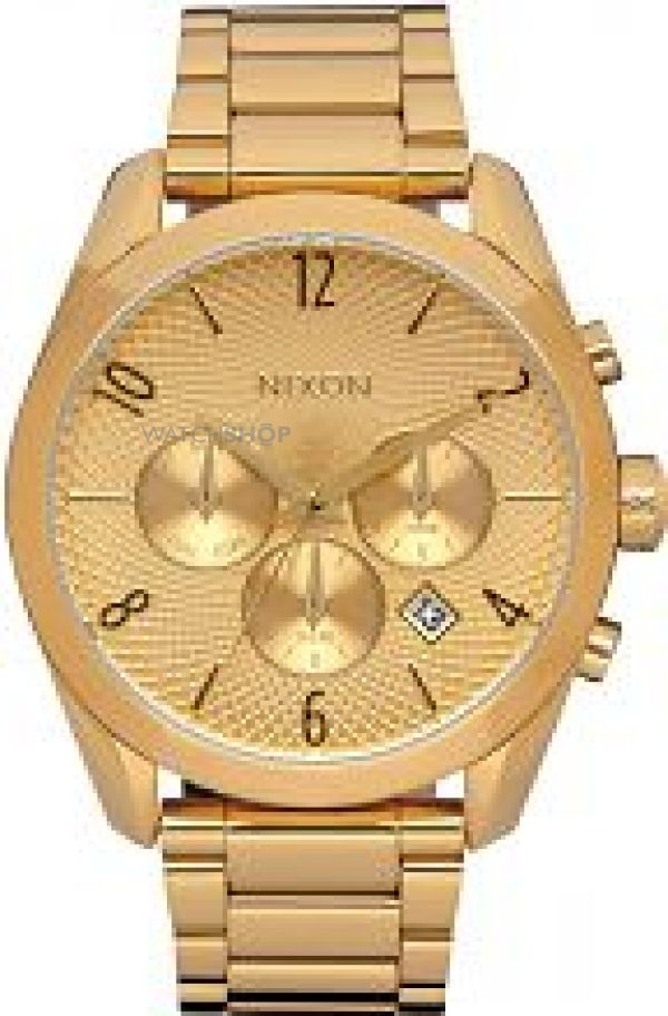 Ladies Nixon The Bullet Chronograph Watch A366-502
