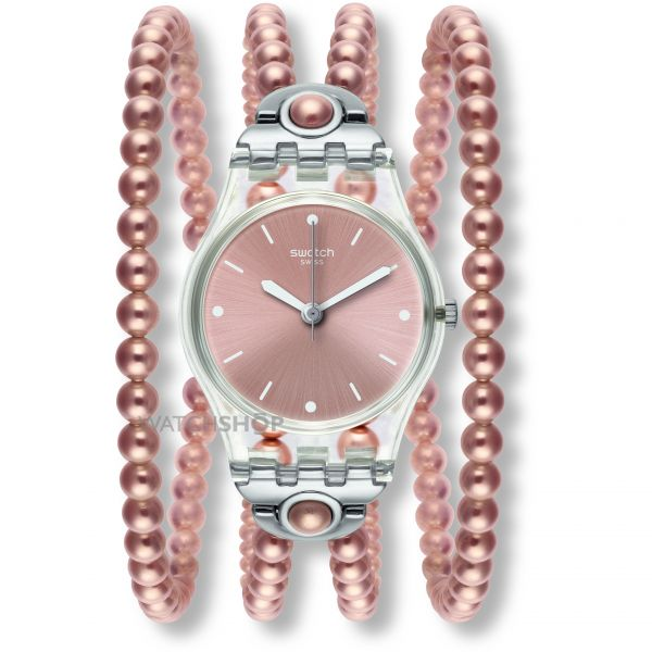 Ladies Swatch Watch LK354