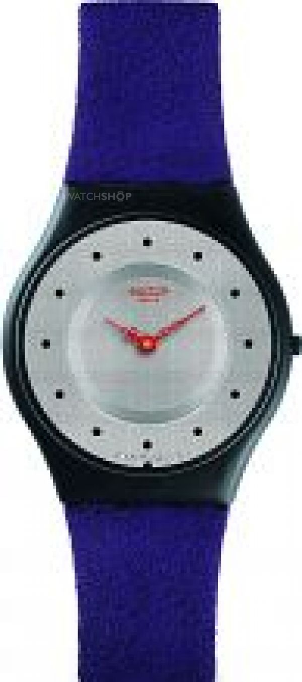 Ladies Swatch Skins Watch SFB144