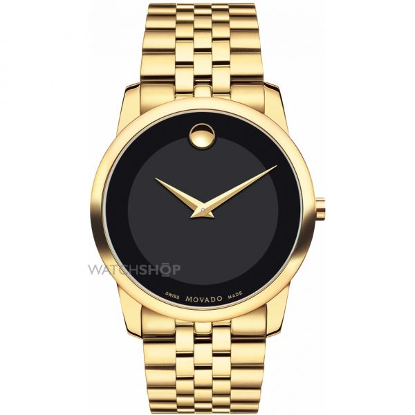 Ladies Movado Museum Watch 0606997