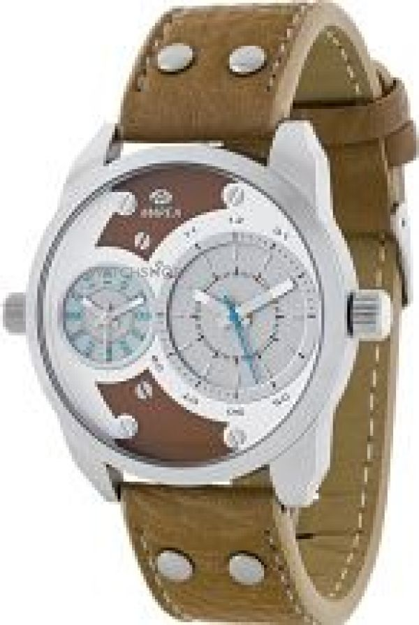 Mens Marea Dual Time Watch B21159/1