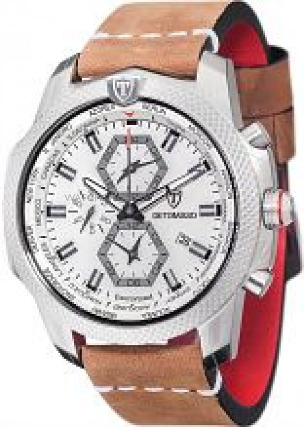 Mens Detomaso Marks a Man - Discoverer Watch DT-YG102-D