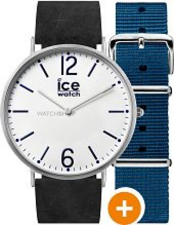 Gents Ice-Watch Ice City 41mm Watch CHL.B.FIN.41.N.15