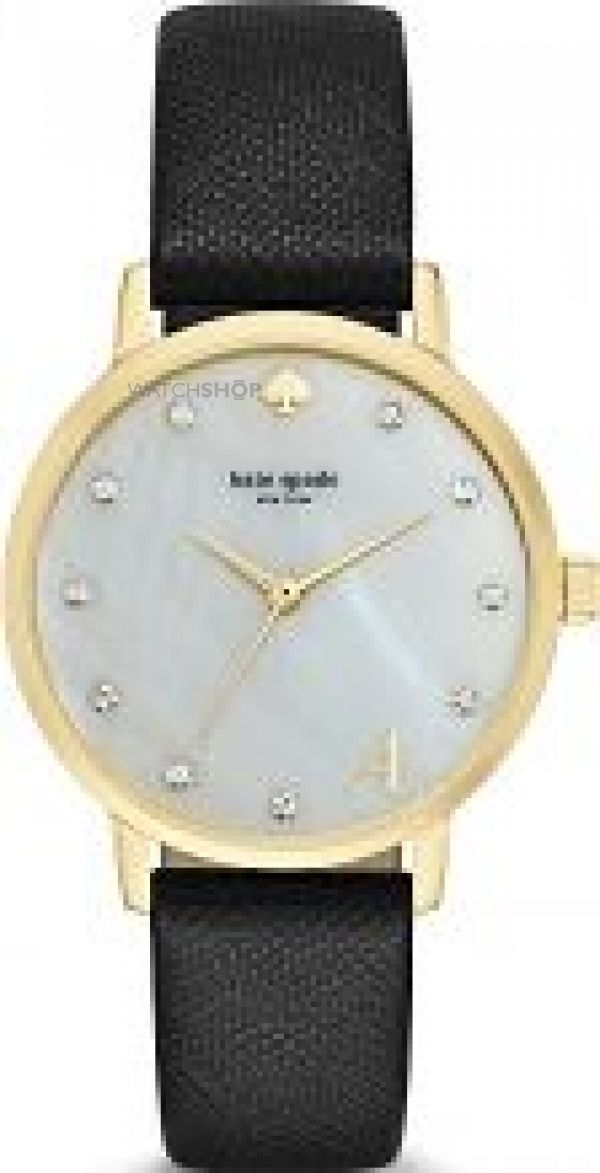 Ladies Kate Spade New York Metro Monogram Watch 1YRU092A