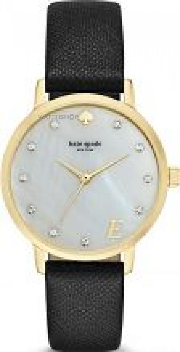 Ladies Kate Spade New York Metro Monogram Watch 1YRU092E