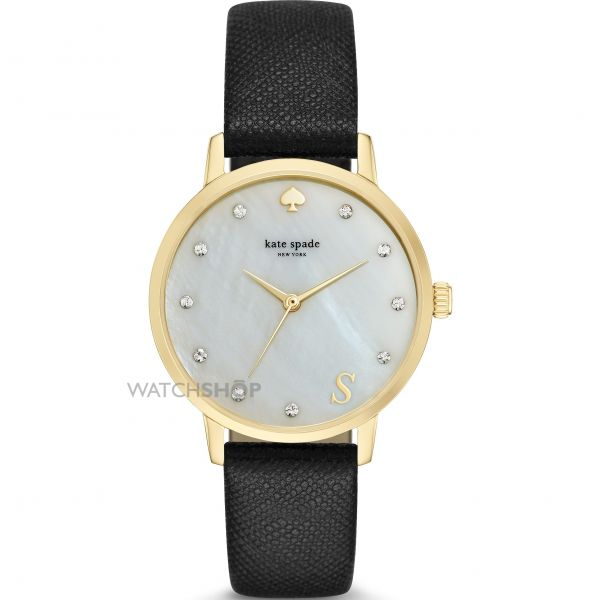 Ladies Kate Spade New York Metro Monogram Watch 1YRU092S