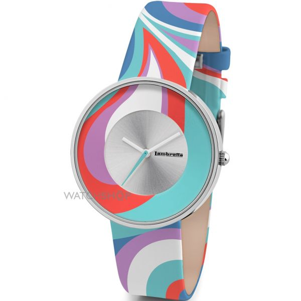 Ladies Lambretta Cielo Paisley Watch 2128TUR