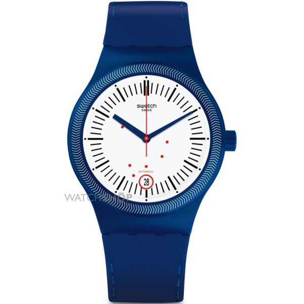 Unisex Swatch Sistem Grid Automatic Watch SUTN401