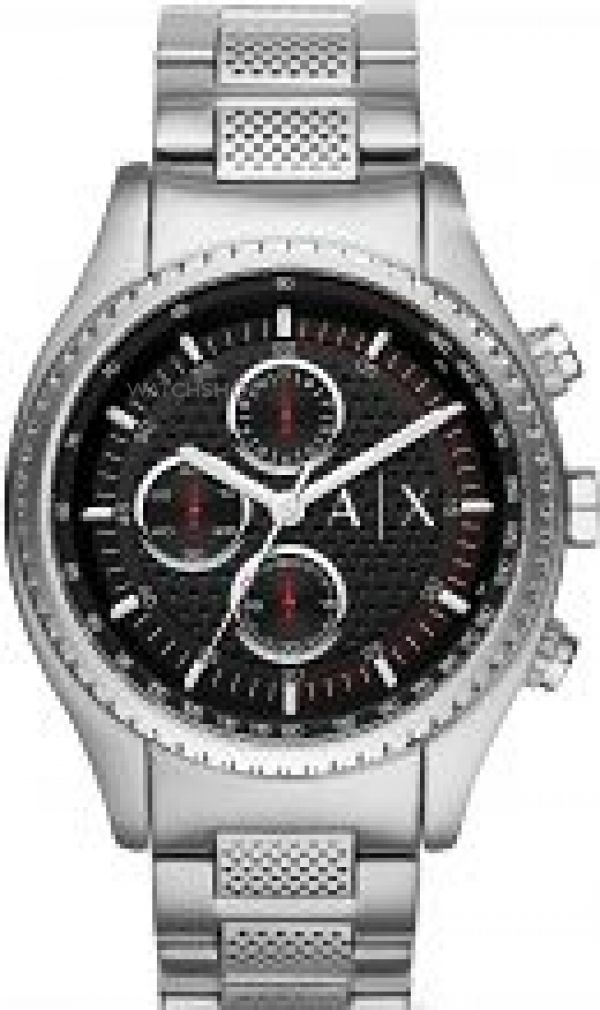 Mens Armani Exchange Chronograph Watch AX1612