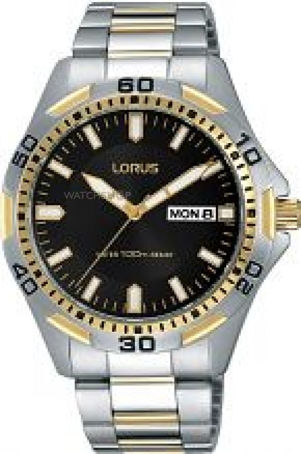 Mens Lorus Watch RXN20DX9