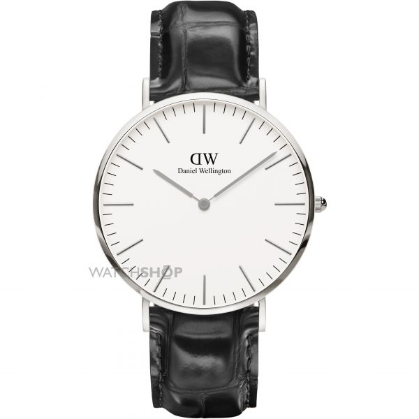 Mens Daniel Wellington Classic 40mm Reading Watch 0214DW