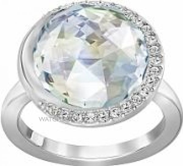 Ladies Swarovski Stainless Steel EXCEPT RING SIZE N 5182482