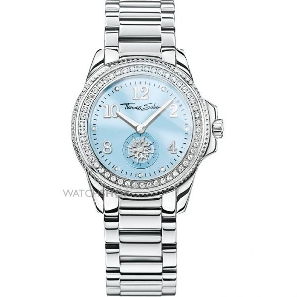 Ladies Thomas Sabo Glam Chic Watch WA0254-201-209-33MM