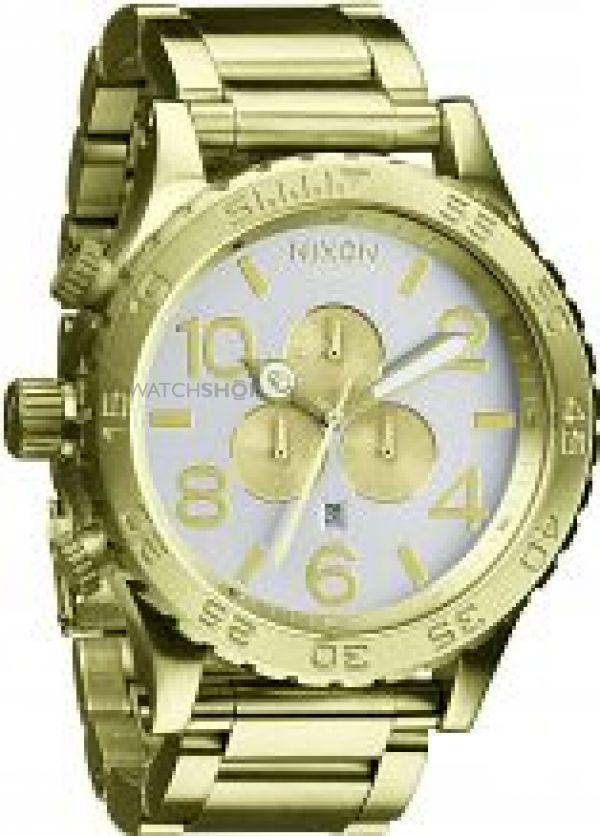 Mens Nixon The 51-30 Chrono Chronograph Watch A083-1219