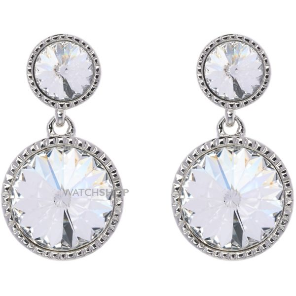 Ladies Ted Baker Stainless Steel RONDA RIVOLI CRYSTAL EARRING TBJ1162-01-02