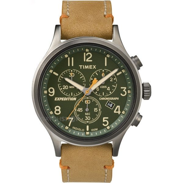 Mens Timex Scout Chronograph Watch TW4B04400