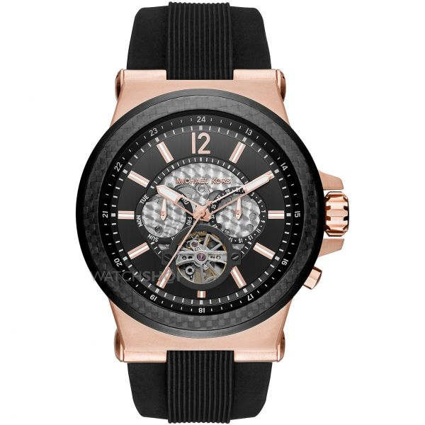Mens Michael Kors Dylan Automatic Watch MK9019