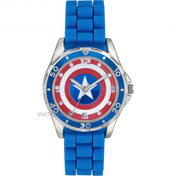 Childrens Disney Captain America Watch CTA3138