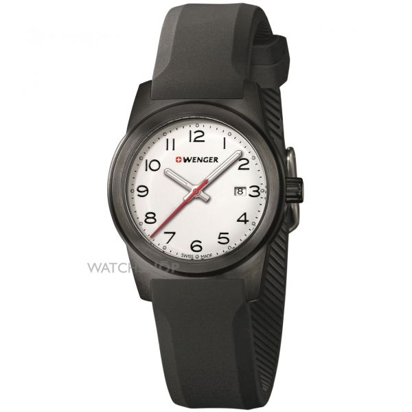 Mens Wenger Field Color Watch 010411135