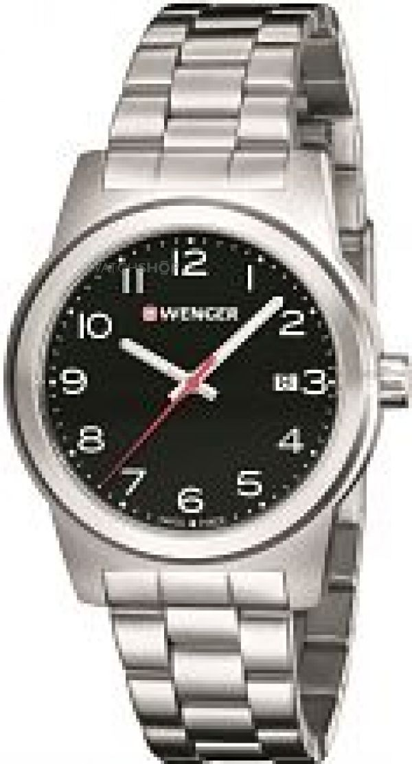 Mens Wenger Field Color Watch 010441145