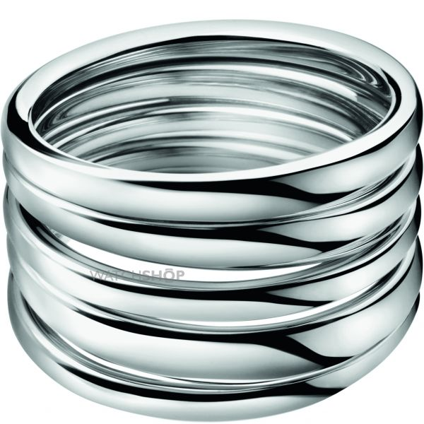 Ladies Calvin Klein Stainless Steel SUMPTUOUS RING SIZE P KJ2GMR000108