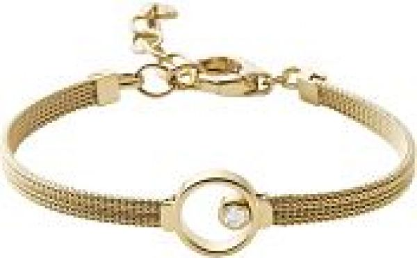 Ladies Skagen PVD Gold plated Elin Bracelet SKJ0838710