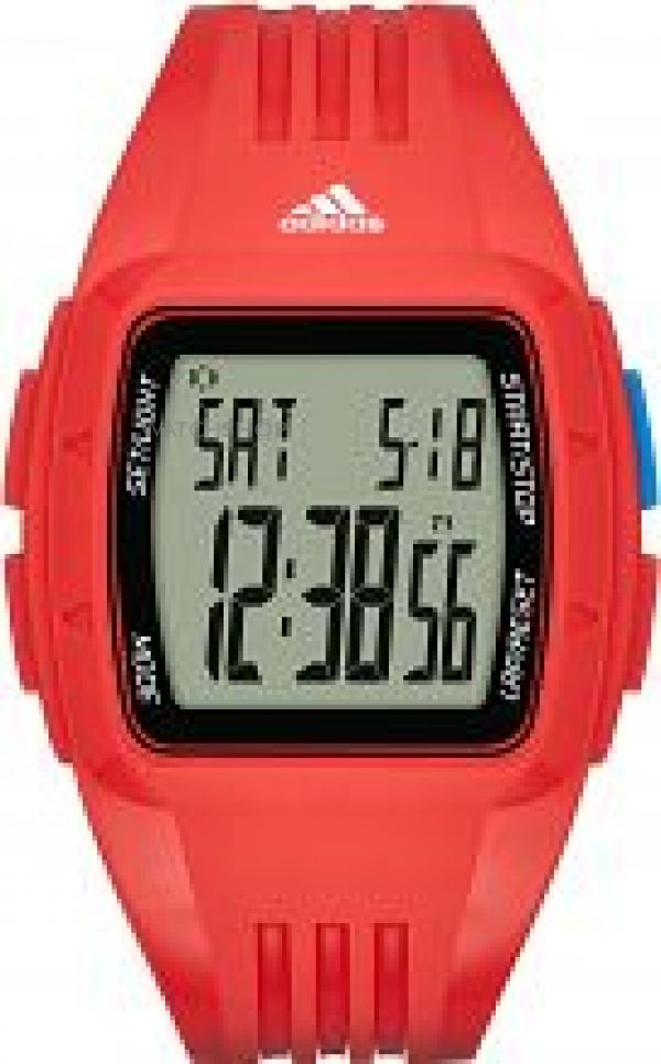 Unisex Adidas Performance Duramo Alarm Chronograph Watch ADP3238